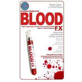 Tinsley Transfers Blood, Bright Red - Water Resistant By Tinsley