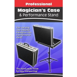 Trickmaster Magic Magician's Case w/Stand - Pro