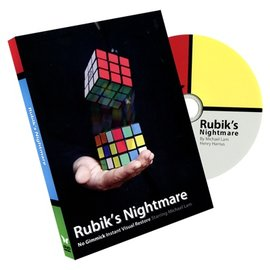 San's Minds Rubik's Nightmare by Michael Lam and SansMinds Magic - DVD