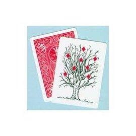 Fun inc. Tree of Diamonds Card - Bicycle