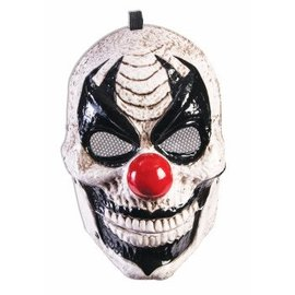 Forum Novelties Clown Moving Jaw Mask