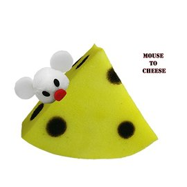 D. Robbins Sponge Mouse to Cheese - India