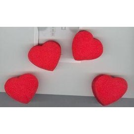 China Multiplying Sponge Hearts (M13)