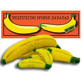 MAK Magic Multiplying Sponge Banana Deluxe Set  (M13)