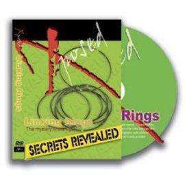 MAK Magic Xposed Linking Rings Secrets Revealed - DVD