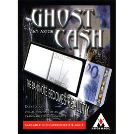 Astor Ghost Cash (U.S.) by Astor