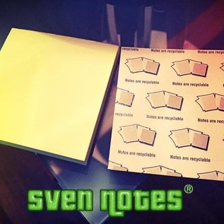 Phoenix Mentalist SvenPad® Sven Notes, Post-its Style - Single Pack by Brett Barry