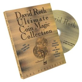 L and  L Publishing Ultimate Coin Magic Collection 2 - David Roth - DVD