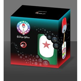 Twister Magic Magnetic Airborne (Beer) by Twister Magic - Trick