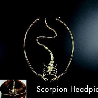 Vera by New York Scorpion Head Chain