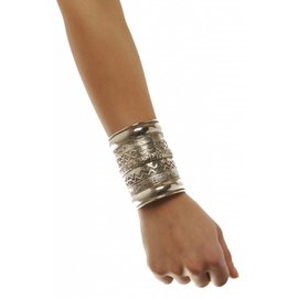 Western Fashion Inc Bracelet of Troy - Silver Cuff