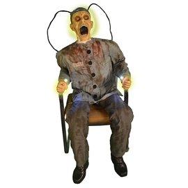 Tekkytoys Animated Electrocuted Prisoner - Death Row