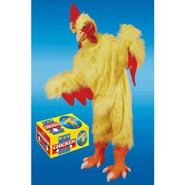 Loftus International Chicken Mascot Costume  - Adult One Size
