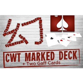 Taiwan Ben Magic CWT Marked Deck by CHUANG WEI TUNG