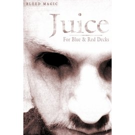 Bleed Magic Juice (for Red and Blue Decks) by Bleed Magic - Trick
