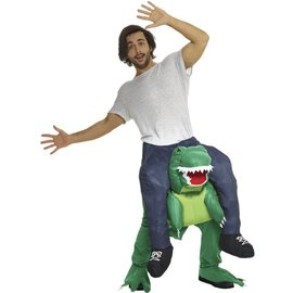 Morh Costume Co. T-Rex Piggyback - Adult Costume