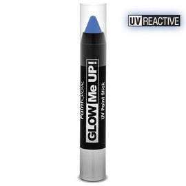 PaintGlow Blue Neon Uv Paint Stick 3.5G