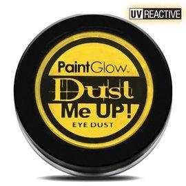 PaintGlow Yellow UV Neon Eye Duster 5G