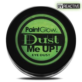 PaintGlow Green UV Neon Eye Duster 5G