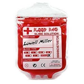 Great Team Industrial Co. LTD. Blood Bag - Solidifying Discounted AS IS