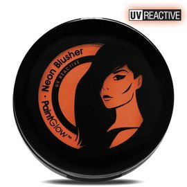 PaintGlow Orange Neon Uv Blusher 3.5G