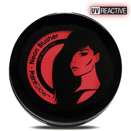 PaintGlow Red Neon Uv Blusher 3.5G
