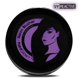 PaintGlow Violet Neon Uv Blusher 3.5G