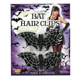 Forum Novelties Bat Glitter Hair Clip