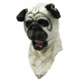 Forum Novelties Bull Dog Moving Mouth Mask