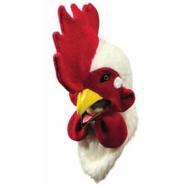 Forum Novelties Rooster Mouth Mover Mask