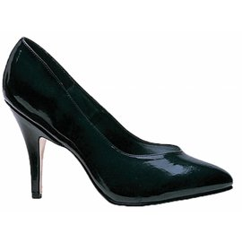 Ellie Shoes Shoes - Pumps 4 Inch Heel Black Size 7