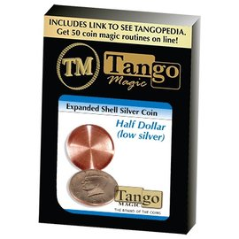 Tango Expanded Shell Silver Half Dollar (D0003)
