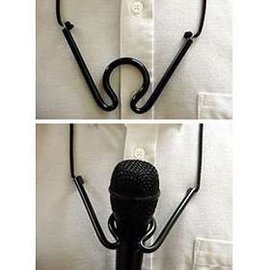 Tricky-Person Productions Gim Crack - Microphone Holder by John Swomley