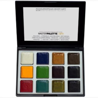 European Body Art SFX MasterPALETTE by Encore