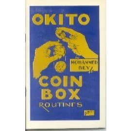 D. Robbins Okito Coin Box Routines by Mohammed Bey
