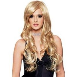 Costume Culture by Franco American Brigitte Wig - Mixed Blonde