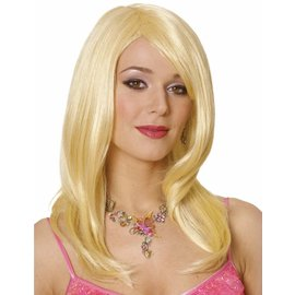 Costume Culture by Franco American Sharon Wig - Blonde