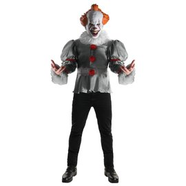 Rubies Costume Company Pennywise - It Clown, Deluxe - XL 44-46