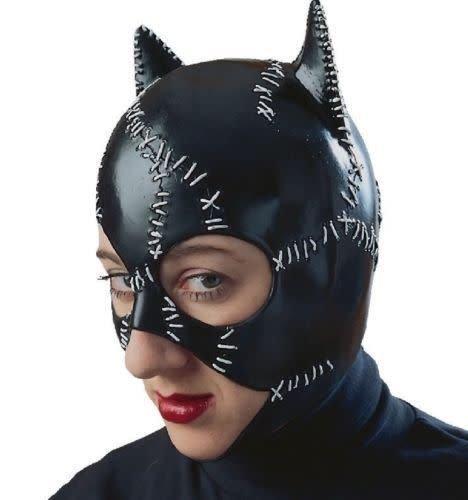 rubies costume company catwoman mask batman returns adult