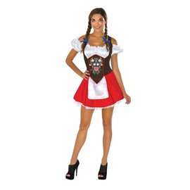 Rubies Costume Company Beer Garden Babe - Adult Standard