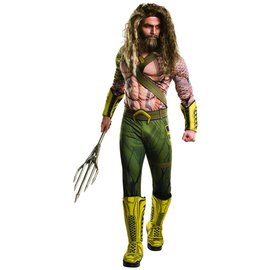Rubies Costume Company Aquaman, Deluxe - Adult Standard 44