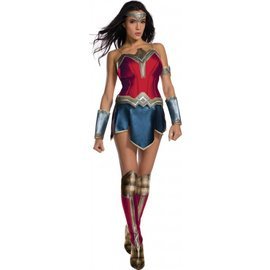 Rubies Costume Company Wonder Woman, Secret Wishes Med 8-10