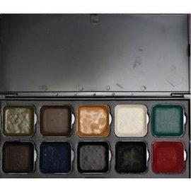 European Body Art Encore Zombie Alcohol Palette