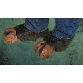 zagone studios Hooves, Deluxe - Brown by Zagone