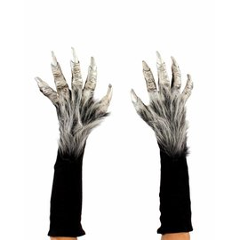zagone studios Silver Monster Gloves