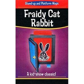 Trickmaster Magic Fraidy Cat Rabbit