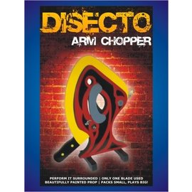 Trickmaster Magic Disecto Arm Chopper