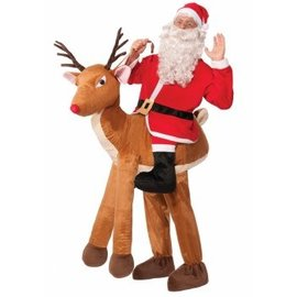 Forum Novelties Santa Ride-a-Reindeer