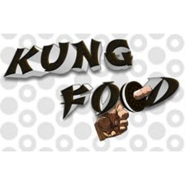Bizzaro Kung Food By Bizzaro