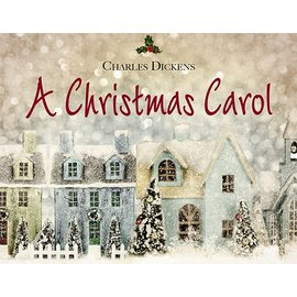 Josh Zandman Christmas Carol Book Test by Josh Zandman